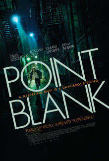 Point Blank (A bout portant) (2010) - Psyhological Thrillers