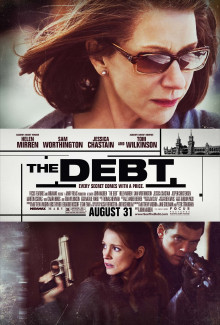 The Debt (2010) - Psyhological Thrillers