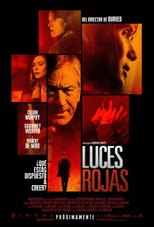 Red Lights (2012) - Psyhological Thrillers