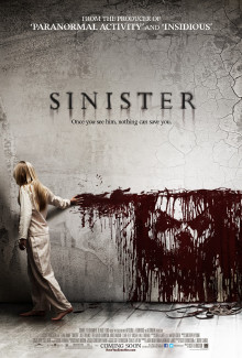 Sinister (2012) - Psyhological Thrillers