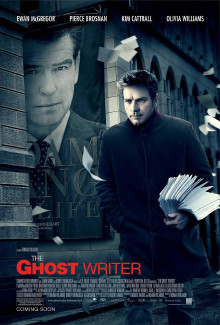 The Ghost Writer (2010) - Psyhological Thrillers