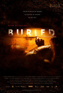 Buried (2010) - Psyhological Thrillers