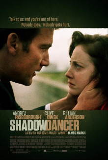 Shadow Dancer (2012) - Psyhological Thrillers