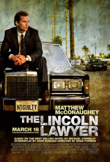 The Lincoln Lawyer (2011) - Psyhological Thrillers