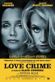 Love Crime (Crime d'amour) (2010) - Psyhological Thrillers