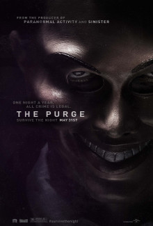 The Purge (2013) - Psyhological Thrillers