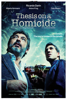 Thesis on a Homicide (Tesis sobre un homicidio) (2013) - Psyhological Thrillers