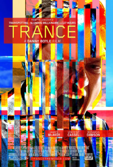 Trance (2013) - Psyhological Thrillers