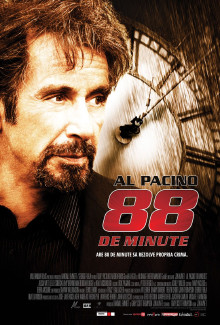 88 Minutes (2007) - Psyhological Thrillers