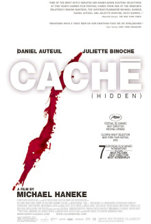 Caché (Hidden) (2005) - Psyhological Thrillers