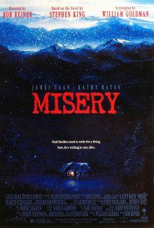 Misery (1990) - Psyhological Thrillers