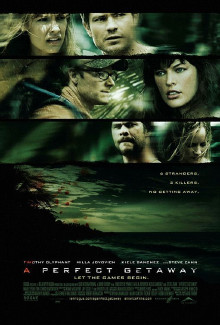 A Perfect Getaway (2009) - Psyhological Thrillers