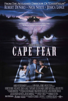 Cape Fear(1991) - Psyhological Thrillers