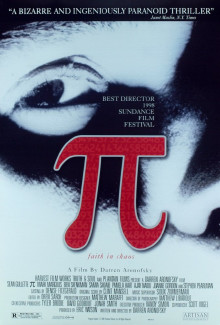 Pi (1998) - Psyhological Thrillers