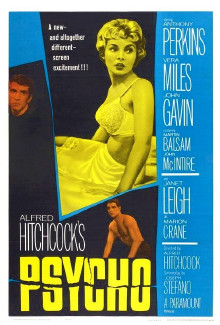 Psycho (1960) - Psyhological Thrillers