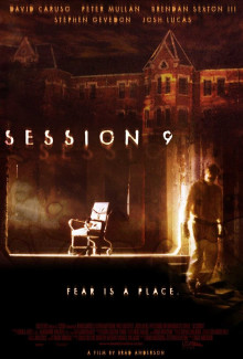 Session 9 (2001) - Psyhological Thrillers
