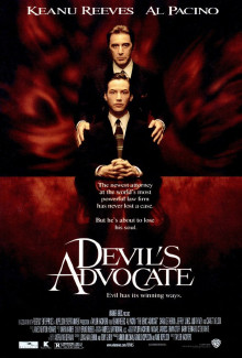 The Devil's Advocate (1997) - Psyhological Thrillers