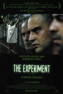 The Experiment (Das Experiment) (2001) - Psyhological Thrillers