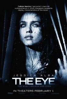 The Eye (2008) - Psyhological Thrillers