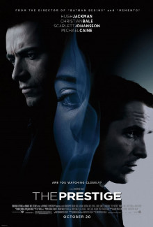 The Prestige (2006) - Psyhological Thrillers