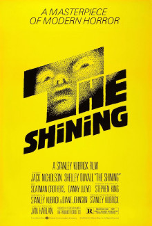 The Shining (1980) - Psyhological Thrillers
