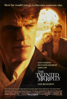 The Talented Mr. Ripley (1999) - Psyhological Thrillers