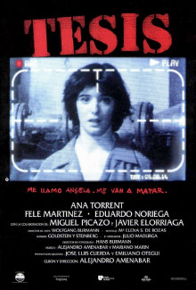 Thesis (Tesis) (1996) - Psyhological Thrillers