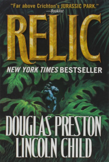 Douglas Preston, Lincoln Child - Relic (1995) - Psychological Thrillers