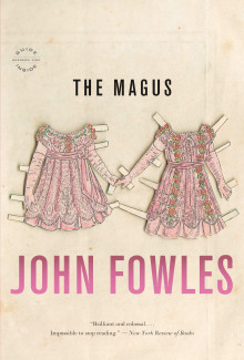 John Fowles - The Magus (1965) - Psychological Thrillers