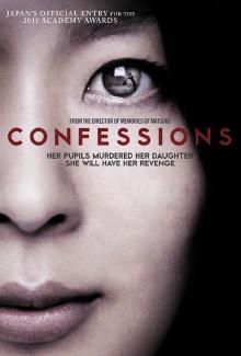 Confessions (Kokuhaku) (2010) - Psyhological Thrillers
