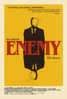 Enemy (2013) - Psyhological Thrillers