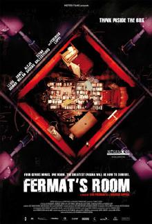 Fermat's Room (La habitación de Fermat) (2007) - Psyhological Thrillers