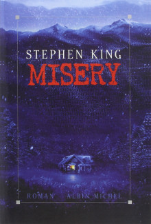 Stephen King - Misery (1987) - Psychological Thrillers
