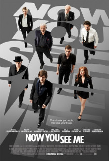 Now You See Me (2013) - Psyhological Thrillers
