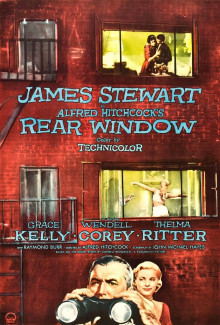 Rear Window (1954) - Psyhological Thrillers