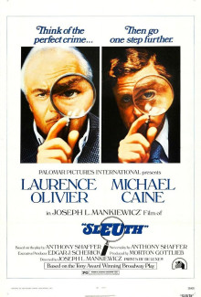 Sleuth (1972) - Psyhological Thrillers