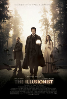 The Illusionist (2006) - Psyhological Thrillers