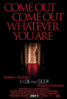 Hide and Seek (2005) - Psyhological Thrillers