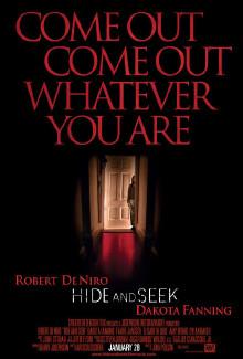 Hide and Seek (2005) - Psyhological Thrillers