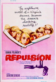 Repulsion (1965) - Psyhological Thrillers