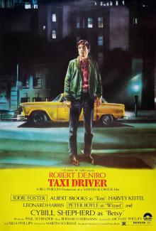 Taxi Driver (1976) - Psyhological Thrillers
