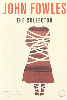 John Fowles - The Collector (1963) - Psychological Thrillers