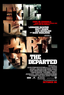 The Departed (2006) - Psyhological Thrillers