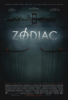 Zodiac (2007) - Psyhological Thrillers