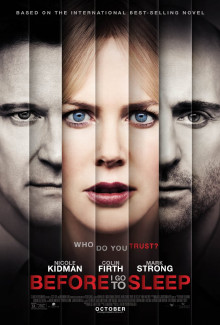Before I Go to Sleep (2014) - Psyhological Thrillers