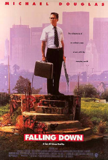 Falling Down (1993) - Psyhological Thrillers