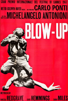 Blow-Up (1966) - Psyhological Thrillers