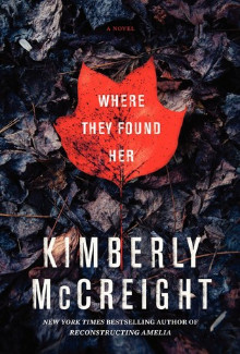 Kimberly McCreight - Where They Found Her (2015) - Psychological Thrillers