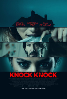 Knock Knock (2015) - Psyhological Thrillers