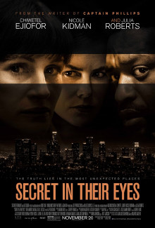 Secret in Their Eyes (2015) - Psyhological Thrillers